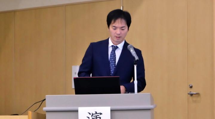 「つながる輪」代表・斉藤真光(まさみつ)