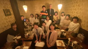 第2回 つながる交流会(名古屋)12団体16名が参加